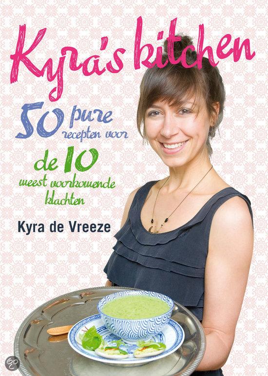 kyras kitchen boekcover