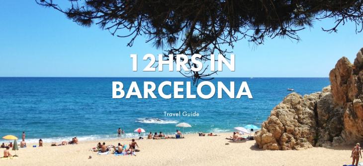 12hrs Barcelona