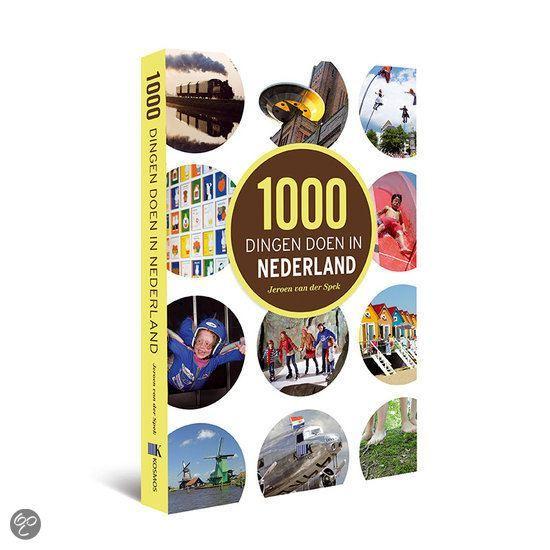1000 dingen doen in NL
