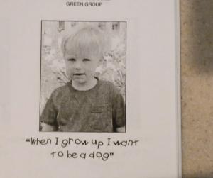 Als ik later groot ben 4