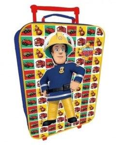 Trolley Brandweerman Sam