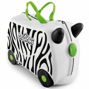Trunki Ride-On Zebra