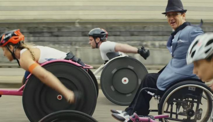 YES, I can - paralympics Rio 2016