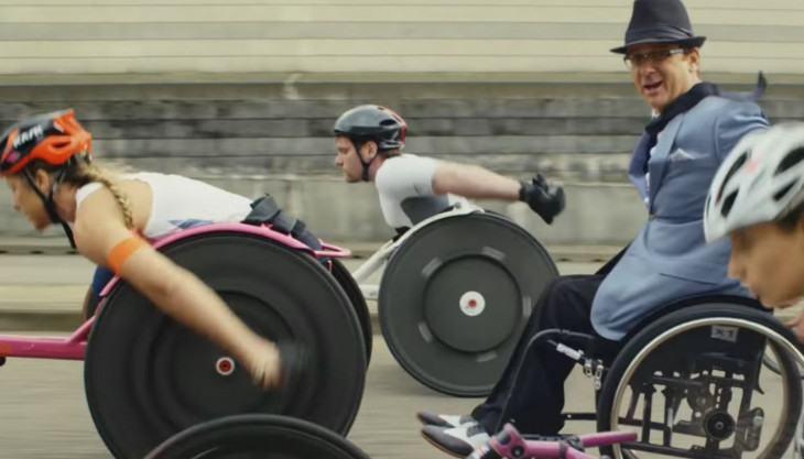 YES, I can - paralympics Rio 2016