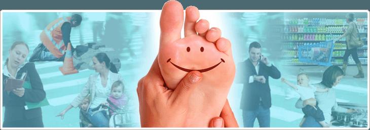Praktijk voor voetmassage
