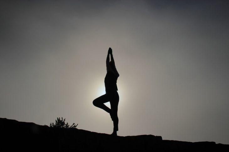 Yoga leek me wel wat