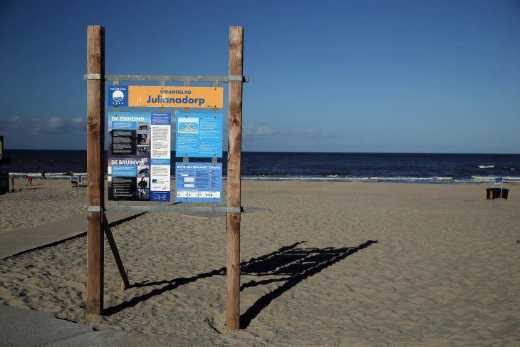 Strandslag Julianadorp