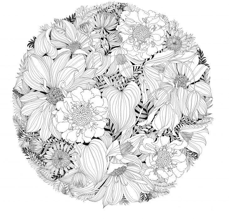 printable-kleurplaat-bloemenparadijs