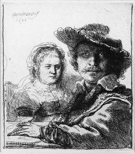saskia-de-vrouw-van-rembrandt-afbeelding