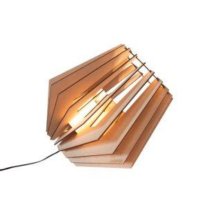 tafellamp-hout-spot